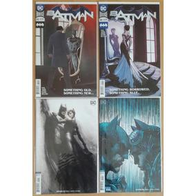 Batman # 44, 49, 50 La Boda ( Set 4 Comics + 3 Invitaciones)