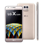 Smartphone Lg X Cam Tela 5,2 Dual Cam 13mp + 5mp 16gb Barato