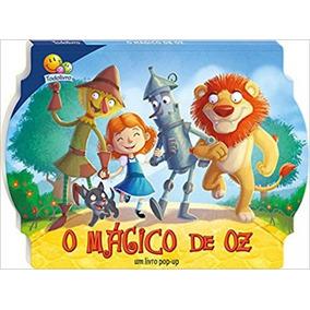 Contos Clássicos - Pop-up - O Mágico De Oz - Todolivro