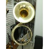 Sousafon O Tuba Mercury Laqueda Jbsh-100l