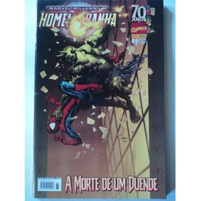 Hq-homem-aranha:#85:marvel Comics:panini+pôster