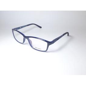 c6db35200a7ad Oculos Prada Spr 041 04i Armacoes - Óculos no Mercado Livre Brasil