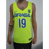 cae994a2e Camisa Da Seleção Brasileira De Basquete no Mercado Livre Brasil