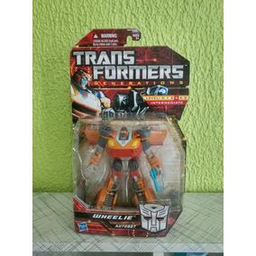 Transformers Wheelie Generations