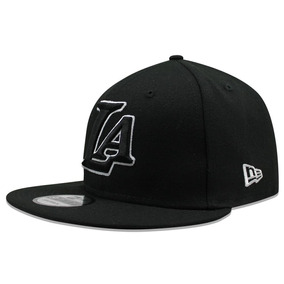 Gorra New Era 9 Fifty Nba Lakers Back Half Negro a3a6c59ad19