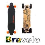 Skate Elétrico - Longboard