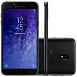 Samsung Galaxy J4 2018 J400m/ds 32gb Preto Lacrado