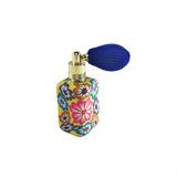 Perfumero Mini Recargable De Bolsillo Spray De Pera Moda