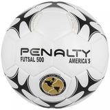 Bola De Futsal Penalty Americas Ultra Fusion - Cor Branco pr 7c7da74b5c28c