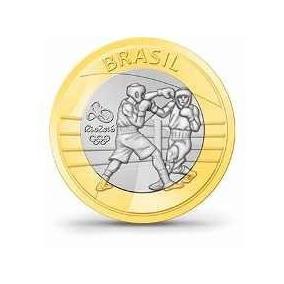 Moeda Olimpiadas Rio 2016