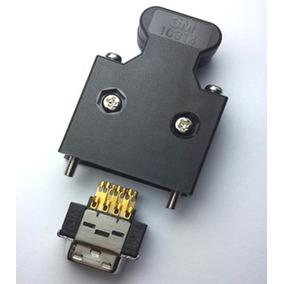 Conector Mitsubishi,yaskawa,delta, 10114-3000 14 Pin