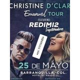 Boletas Redimi2 Mayo 25 Hotel El Prado Barranquilla Baratas