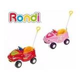 Andador Auto De Paseo Buggy Rondi Con Barral 3200/1