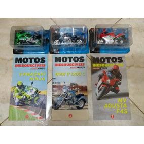 Motos De Coleção-miniaturas
