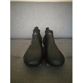 separation shoes 8943e d23f1 Tacos De Fútbol-adidas Ace 17+ Purecontrol Fg Negro Coreneg
