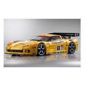 Kyosho Corvette Gt2 Nitro.súper Rápido , Imponente