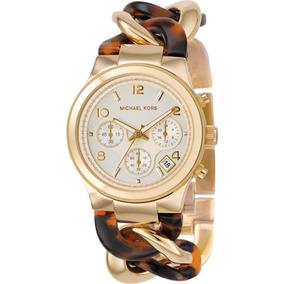Relogio Feminino Mk Corrente Elos - Relógios no Mercado Livre Brasil f22a608f9f