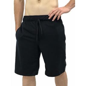 Bermuda Moletom Moleton Moletinho Slim Fit Bermudas Shorts