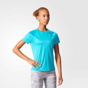 Camiseta adidas Mc D2m Lose Feminina Bk2715 - G - Azul b7b648847d53a