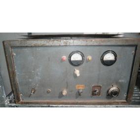 Rádio Transmissor Antigo