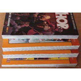 Thor Coleccion Extra Super Heroes 5 Tomos.