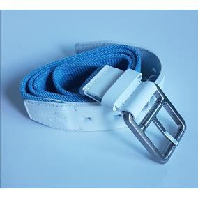 7f2ac6b5363c5 Cinto Lacoste Original Azul T100 Rc1216