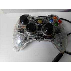 Controle Xbox 360 Com Fio Branco