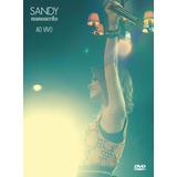 Raro! Dvd Sandy - Manuscrito Ao Vivo - Lacrado