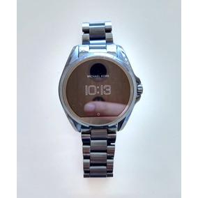 Relógio Smartwatch Michael Kors Azul Feminino Novo Na Caixa
