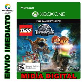 Lego Jurassic World O Mundo Dos Dinossauros Xbox One
