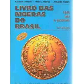 Livros Das Moedas E Cedulas Brasileiras