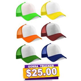 Gorra Trucker Monterrey - Gorras Hombre Otras Marcas en Gustavo A ... d165bf48e95
