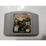 Star Soldier Juego De Nintendo 64 N64