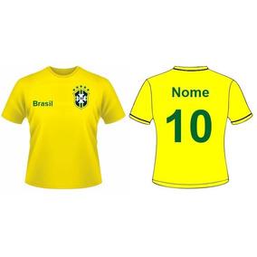 296e4a2deb Camisa Selecao Comunista - Camisetas e Blusas no Mercado Livre Brasil