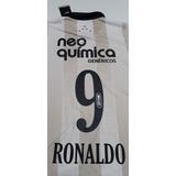 Camiseta Ronaldo Corinthians Centenário Modelo Jogador Nike