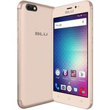 Celular Blu Grand Xl Mini G170e Android 6 -tela 4.5 Rosa