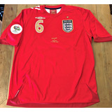 a1fb35adbd Camisa Inglaterra 2006 - Camisas de Futebol no Mercado Livre Brasil