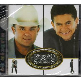 Cd Rionegro E Solimões - Só Alegria