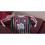 Rara Camisa Comemorativa Fluminense adidas Liberta 2011. R  55. 10x R  6 25.  Usado - São Paulo. Camisa Fluminense Rara d7f4c35efef2c