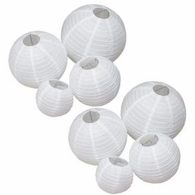 16 Luminárias Chinesa Japonesa 40cm Festa Decoração Lanterna