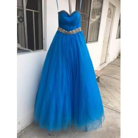 cac9fdb3d Vestido Cenicienta Xv en Mercado Libre México