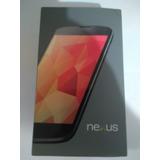 Lg Nexus 4 16gb 4.7 Pol - Display Com Problema