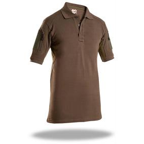Playera Polo Tactica Comfortac Shirt Sk7 By 707 Tactical