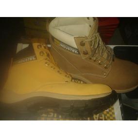 Zapato Cuero P/acero