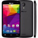 Celular Blu Studio X8 Hd 5.0 4gb 5mpx Android 4.4 Cor Black
