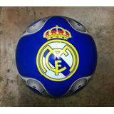 b5ed039a0222b Pelota Balon Futbol Real Madrid Cuero N°5 Oficial M3