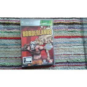 Jogo. Xbox 360. Bonderlands 2k Games. Lacrado