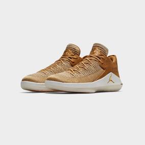 Tenis Nike Air Jordan Xxxii 32 Low Wheat Originales En Caja