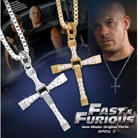 Colares Folheados Masculino, Corrente-crucifixo Muito Barato