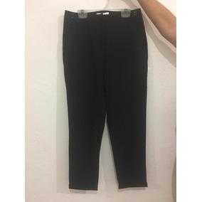 Pantalón Negro Para Mujer Barato Cortefiel 6adb8938d40